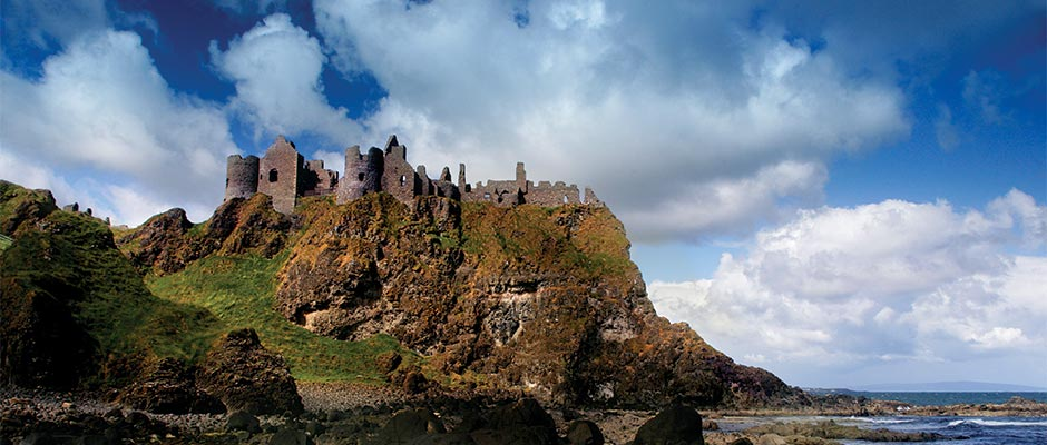 Picture of Dunluce Castle