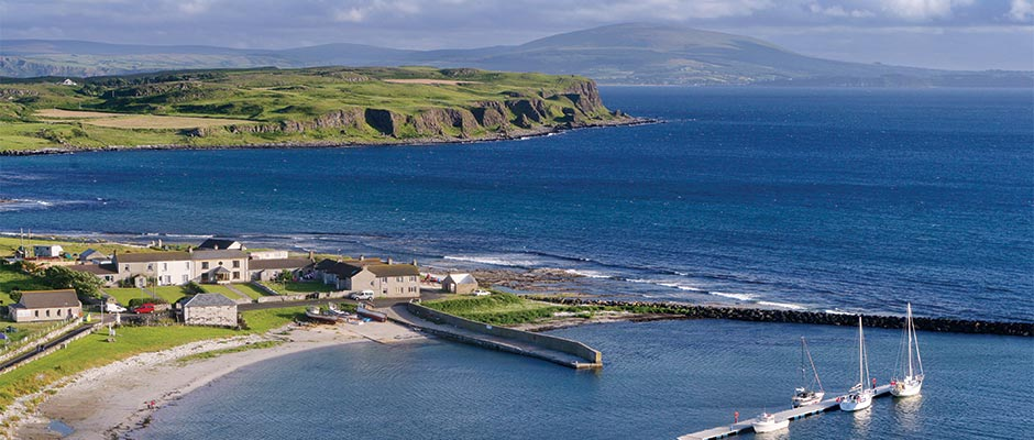 Picture of Rathlin Island