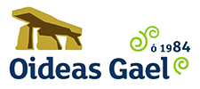 Logo: Oideas Gael Courses for Adults