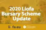 2020 Liofa Bursary Scheme Update